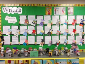 School Uniform Debate & Biography Jars