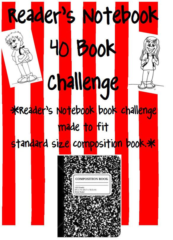 40 Bk Challenge Cover
